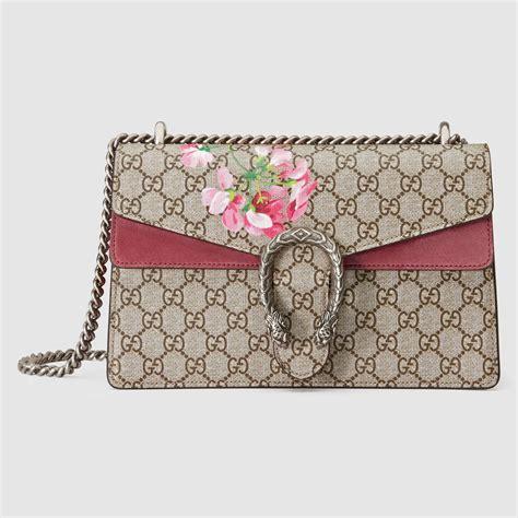 Sale Tas Gucci Boston Bloom dionysus blooms print shoulder bag gucci s
