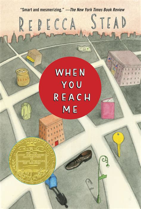 when you reach me by rebecca stead forever bookish