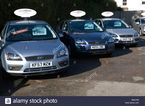 second hand cars for sale second hand used cars for sale on garage forecourt stock