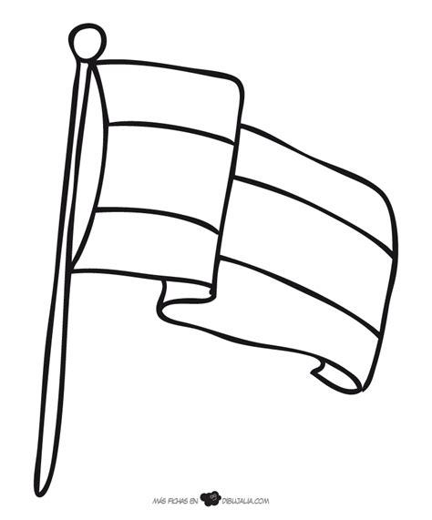 imagenes para colorear la bandera de venezuela dibujos bandera para colorear imagui