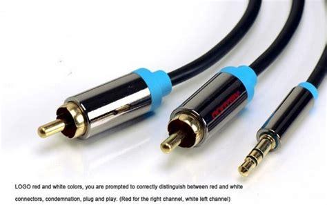 Vention Kabel Aux 35mm To 2 Rca 1 Meter P560 k 246 p konventionen 2m hane till 2rca audiokabel 3 5mm aux