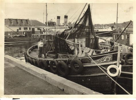dinny boat mary mclean cn193 scottish boats gallery