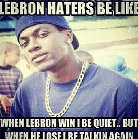 Lebron Hater Memes - 17 best images about miami heat on pinterest big mouths
