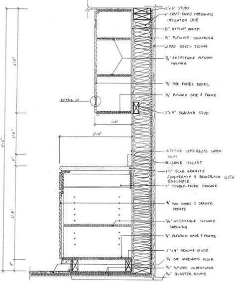 kitchen cabinet detail 13 best cad ref images on pinterest architecture