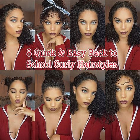 Hairstyles For School 2017 Curly Hair by Best Hairstyles 187 Back To School Hairstyles Mens And