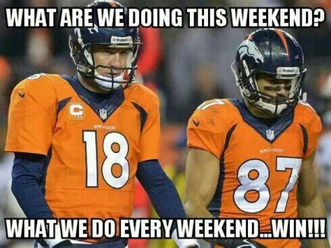 Broncos Defense Memes - 1000 images about denver broncos stuff on pinterest