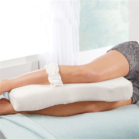 Best Knee Pillow For Side Sleepers by Knee Pillow For Sleeping Back Relief Side Sleepers