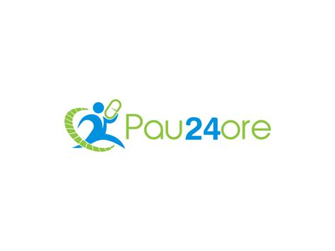 designcrowd alternatives logo design for pau24ore srl via l manara by ovreis