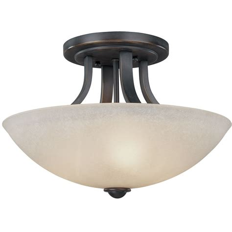 Semi Flush Ceiling Lighting Semi Flush Ceiling Light 204 78 Destination Lighting