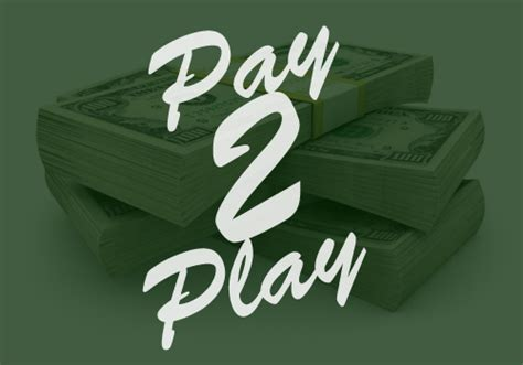 Paid To Play mic pay to play payola is it right jenesis magazine