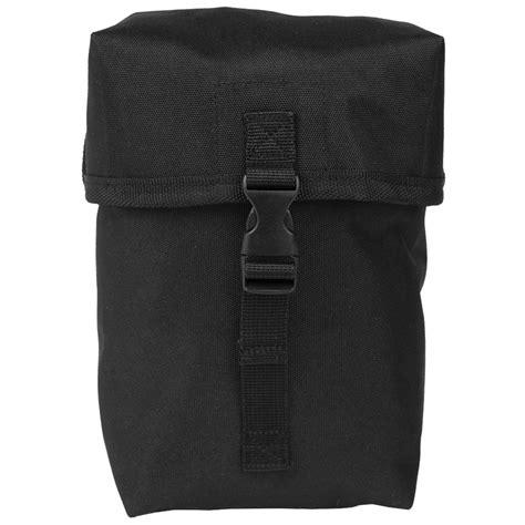 molle pouches black mil tec utility pouch large molle black utility pouches