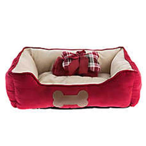 dog beds petsmart top paw 174 gift set cuddler dog bed dog cuddler beds