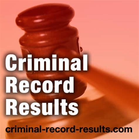 Free Criminal Record Search Free Criminal Records Searches And Criminal Checks