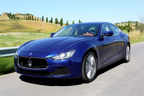maserati ghibli sedan 2017 maserati ghibli sedan pricing for sale edmunds