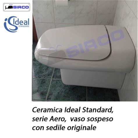 ideal standard vasi modello aero sedili per wc ideal standard sedili per vasi