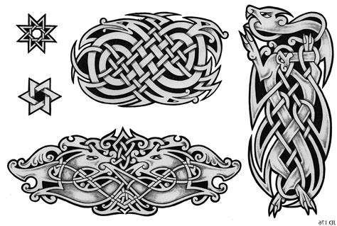celtic animal tattoos designs celtic animal designs