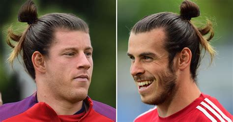 how to trim your hair lile bale england prepared for wales gareth bale by having ross