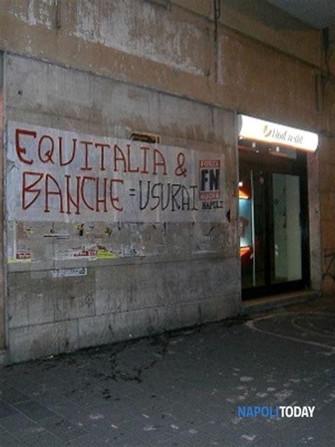 banco di napoli terzigno forza nuova napoli contro banche equitalia