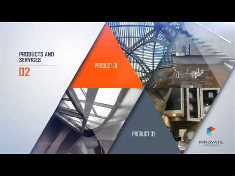 company profile sle after effects template youtube