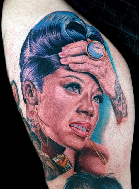 keisha cole tattoo keisha cole by cecil porter tattoonow