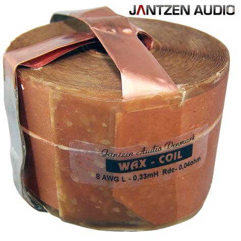 jantzen wax inductor jantzen wax coils hifi collective