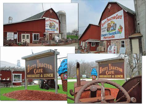 Restaurants Door County by The Tractor Cafe In Door County