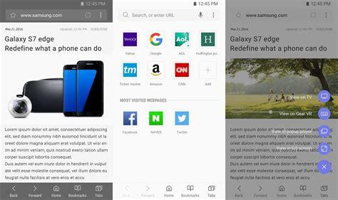 Will Samsung Play Store Le Navigateur De Samsung Arrive Sur Le Play Store Et