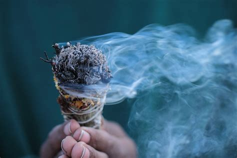 Light Smoker Detox by How To Smudge Bless Your Home Psychic Diy