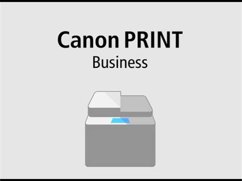 canon printer app for android canon print business app for ios or android