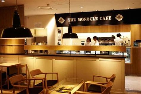 cafe design magazine the monocle magazine opens a caf 233 restaurant design