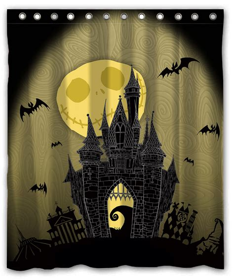 nightmare before christmas home decor the nightmare before christmas custom waterproof shower