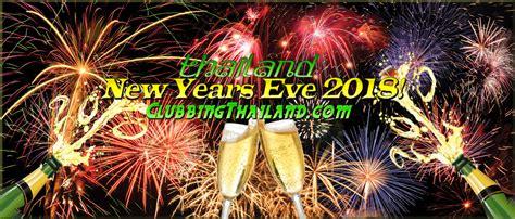 new year thailand thailand new years 2018 events clubbing thailand