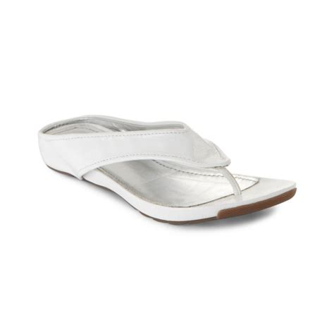 sandals kenneth cole kenneth cole reaction water park flat sandals in white