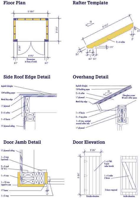 free roof blueprint maker lean to shed plans free diy blueprints for a lean to shed