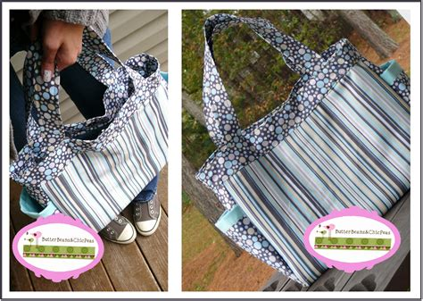 Handmade Bag Pattern - customer makes and comments on sewing patterns