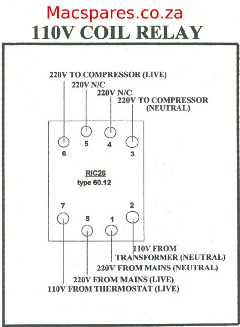 wrg 1907 wiring diagram of refrigerator compressor