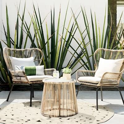 patio furniture for small patio small space patio furniture target