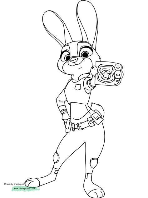 coloring pages zootopia zootopia coloring pages