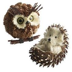 owl creations from pine cones and fluff 1000 images about craft projects on pine cones owl and owl ornament