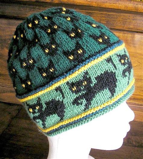 cat motif knitting pattern cat themed gifts this free knitting pattern