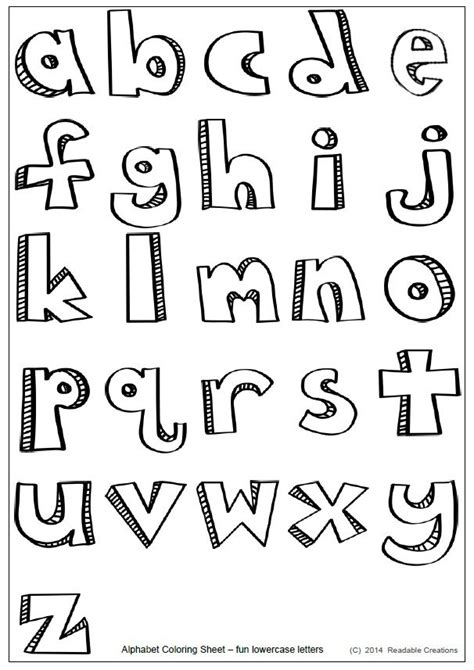 lowercase alphabet coloring pages printable lowercase alphabet coloring pages asthenic net coloring