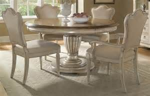 Round Dining Room Set by A R T Provenance 5 Pc Round Dining Set By Dining Rooms Outlet