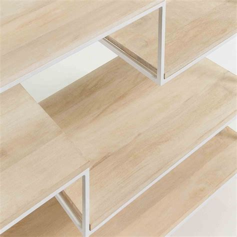 Etagere 180 Cm by 201 Tag 232 Re Push 180 Cm Blanc Kave Home