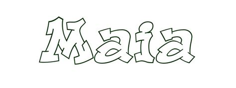 names colouring pages