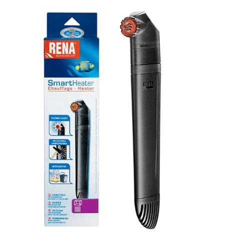 Heater 100 Watt Premium rena smart aquarium heater 100 watt submersible unbreakable 100 litre tank ebay