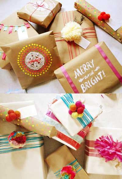 decorar regalos con fotos 20 hermosas ideas para envolver y decorar regalos
