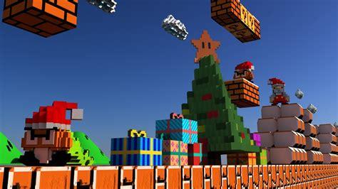 super mario bros   vr merry christmas  happy  year youtube