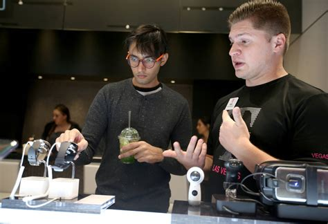 T Mobile Background Check T Mobile Opens Its 2 Story Store On The Las Vegas Review Journal