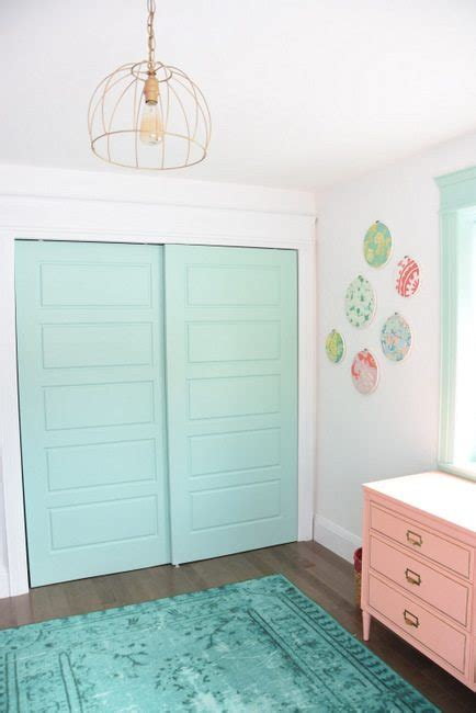 Mint Nursery Decor A Baby S Mint And Pink Nursery The Sweetest Digs