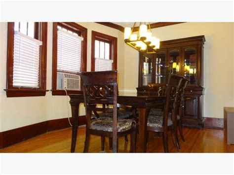 dining table with matching hutch dining room set table abd 6 chairs with matching hutch